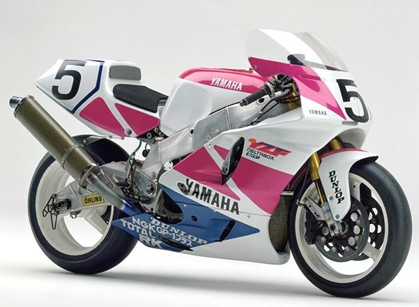 YZF750 Racer 1993