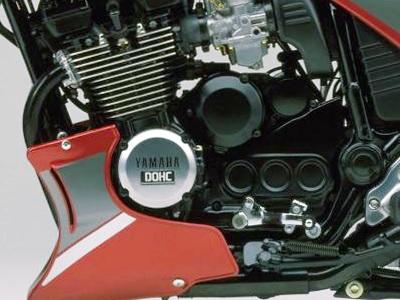 XJ600 51J 1986 Engine