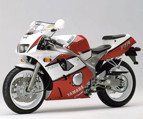 FZR400RR 4DX1 A