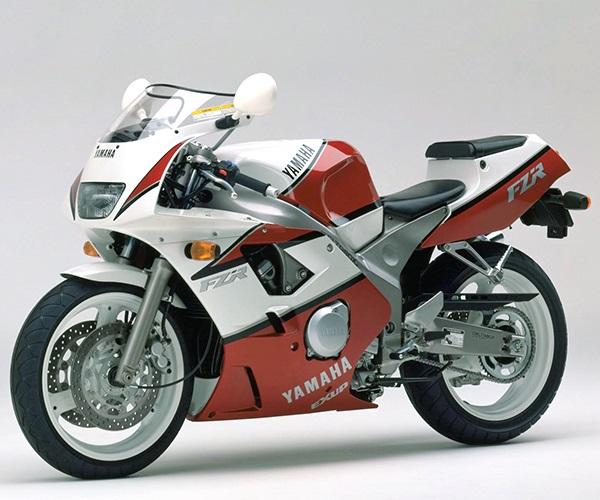 FZR400RR 4DX2 A