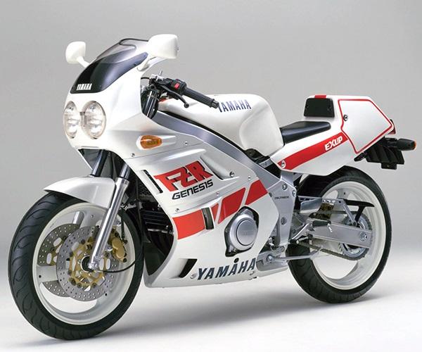 FZR400R 2TK A