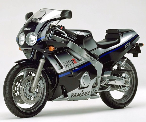 FZR400R 3EN2 B