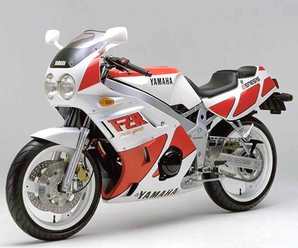 FZR400 1WG A