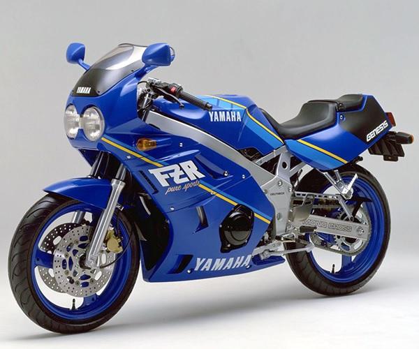 FZR400 1WG B