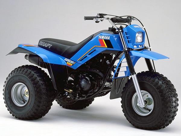YTM225DX 1EV A