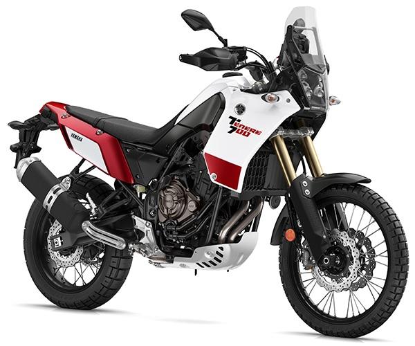 XTZ700 2019