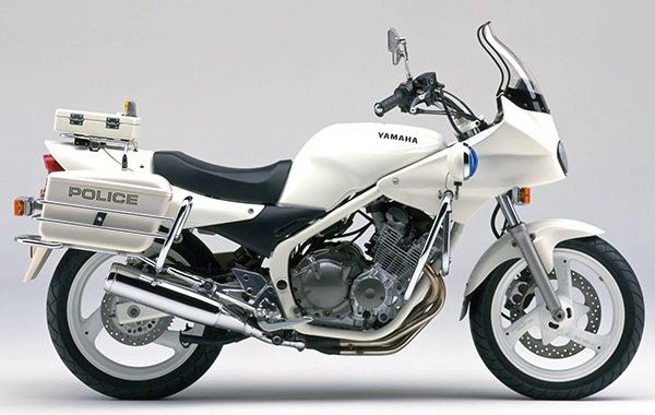 XJ600P 4EJ2