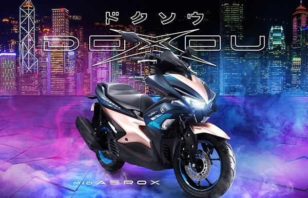 MIO AEROX DOXOU Version