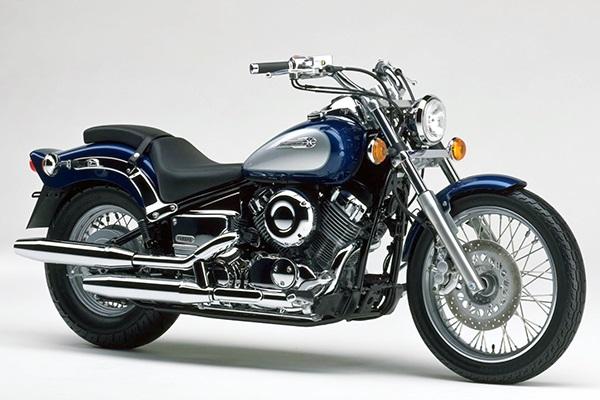 XVS650 4VR3 B
