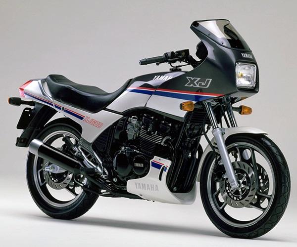 XJ600 3KM1 A