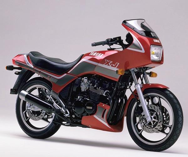 XJ600 3KM1 B
