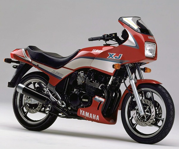XJ600 3KM3 B
