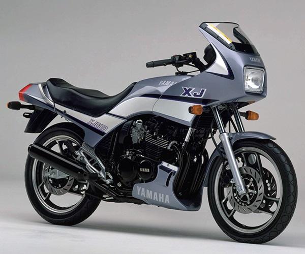 XJ600 3KM5 A
