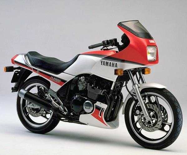 XJ600 51H 1985 A