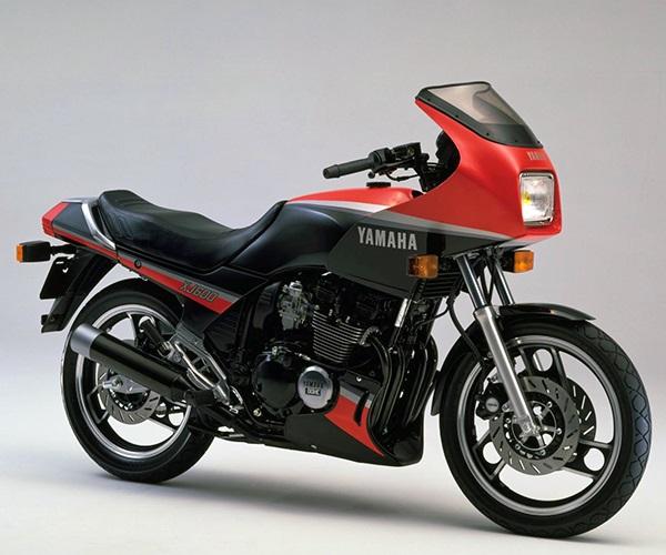 XJ600 51H 1985 B