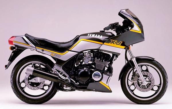 XJ600 51H 1986