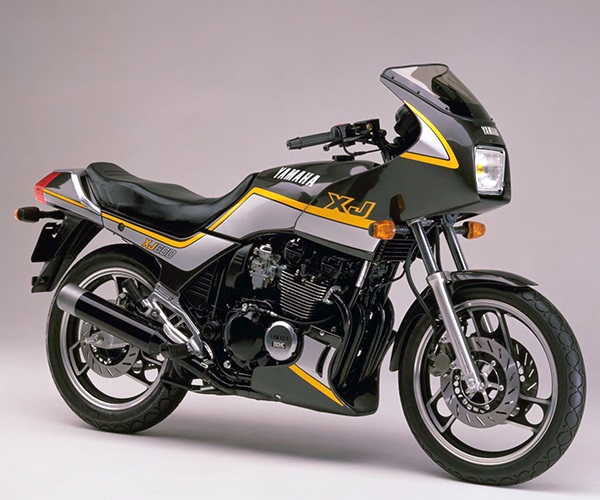 XJ600 51H 1986 B