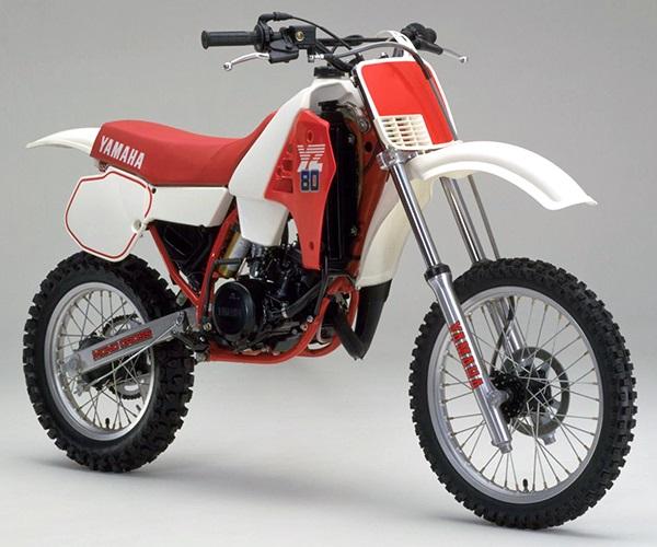 YZ80 1LR A