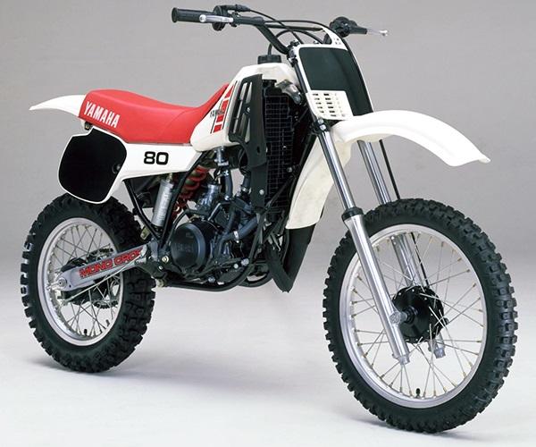 YZ80 22W B