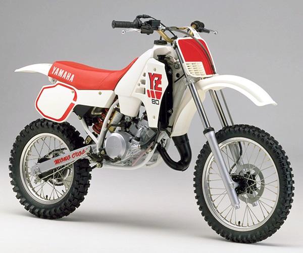YZ80 2VF A