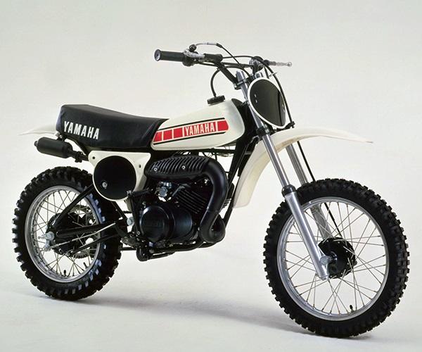 YZ80 2X6 B