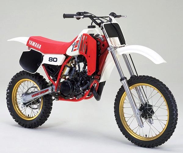 YZ80 39K B