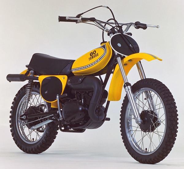 YZ80 492 A