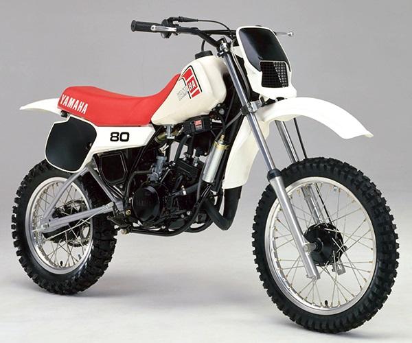 YZ80 5X2 B