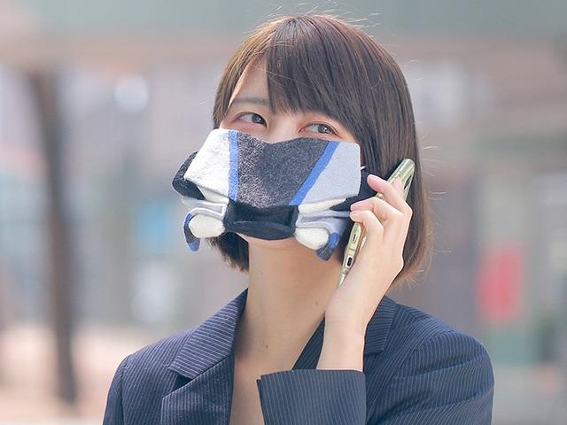 YZF-R1M フロントマスクのマスク