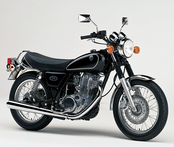 SR400 3HTE A